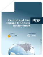CEE IT Outsourcing Review 2008