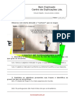 Adjetivo - Ficha Trabalho (1)