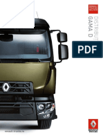 Renault Trucks proiect auto