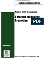 A Manual for Hygiene Promotion