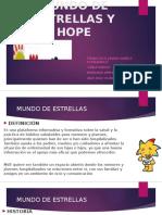 MUNDO DE ESTRELLAS Y HOPE.pptx