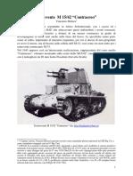 Semovente Contraereo M15-42