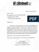 Oficio e Termo de Acordo 07.10.2015