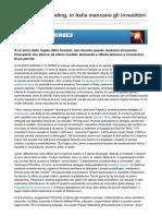 2014, Agosto - La Repubblica