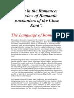 Learn Dirty Talk the Romance Novel Style