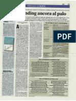 2015, Gennaio - MilanoFinanza