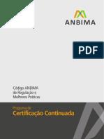 Codigo ANBIMA Programa de Certificacao1