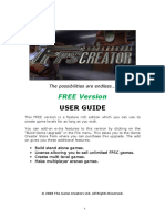 FPS Creator Manual (Free)