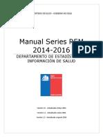 Deis Minsal Manual Rem 2014 2016 v.1.2 Agosto