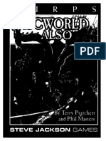 Gurps - Discworld Also