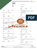 03. Algebra Polinomios