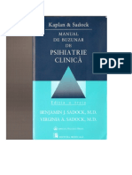Interviu Clinic Standardizat KAPLAN