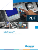 Intelli-Vend Cash Handling Solution