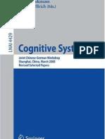 Siekmann,Ullrich Cognitive Systems