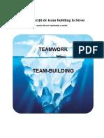 52 de Exercitii de Team Building La Birou PDF