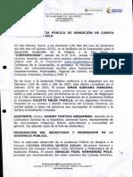 Acta de Audiencia Publica Rendicion de Cuentas