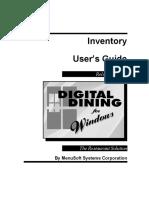 Ddinvent Manual