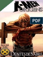 04- X-Men Origens - Dentes de Sabre