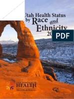 Utah 2015 Health Status by Race & Ethnicity