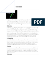 Aminoacidos y Funciones