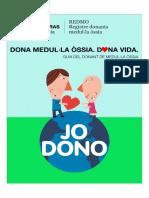 Guia Del Donant