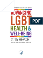 DHHS LGBT Annual Report 2015.pdf