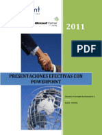 Guia Basica Para La Creacion de Presentaciones Efectivas Con Power Point