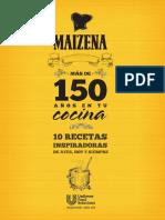 Recetario Maizena - UNILEVER