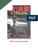 Mengapa Aku Bukan Muslim