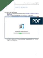 Practica 5 - Instalacion y Configuracion Servicio Web