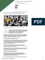 EU Verdreifacht Seenothilfe Für Flüchtlinge - News