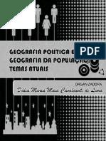GEOGRAFIA POLÍTICA E GEOGRAFIA DA POPULAÇÃO - TEMAS ATUAIS - LIVRO.pdf