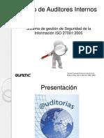 Curso de Auditores Internos 27001_v4