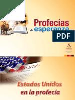 Estados Unidos en La Profecía - PowerPoint