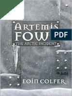 Artemis Fowl Book 2 the Arctic Incident