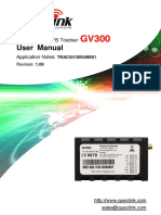 GV300 User Manual V1.09