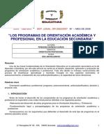 Plan Orientación Laboral