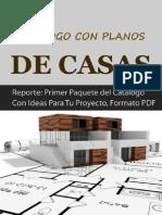 Aprende a graficar planos  700 Planos de Casas