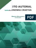 Direito Autoral e Economia Criativa eBook