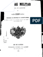 Almanak Militar de 1861