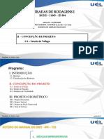 ER1 - AULA 03 - Estudo de Tráfego