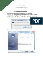Manual de Instalación JDSA 4.0