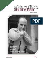 Revista Guitarra Clássica n1