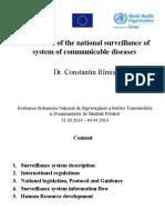 Surveillance Communicable Diseases RM_Rimis2