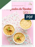 panificador recetas