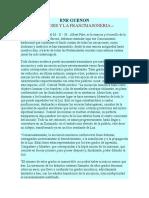 Rene Guenon La Gnosis y La Francmasoneria