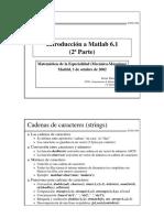 Buen Resumen de Matlab 2
