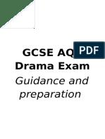 GCSE Guidance