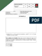 FMI037 Registro fotografico