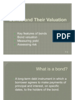 What are bonds and how to evaluate them in financial management?